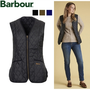 바버 [BARBOUR] 인터액티브 라이너 Barbour Betty Interactive Liner LLI0001BK11 LLI0001NY91 LLI0001OL91