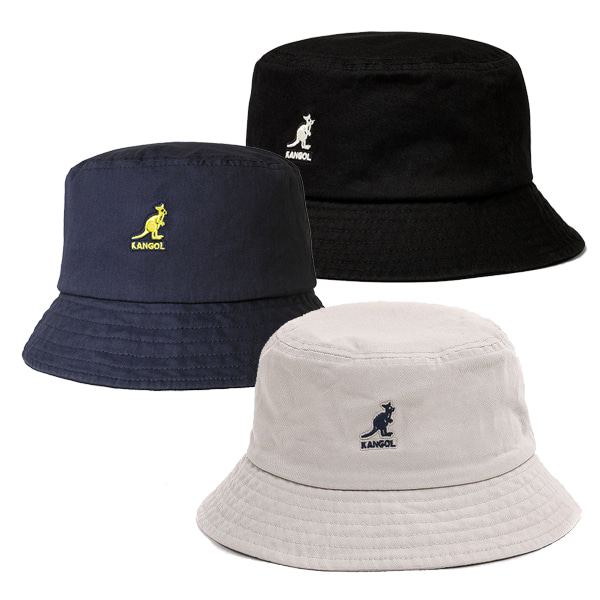캉골 [KANGOL] 모자 WASHED BUCKET K4224HT